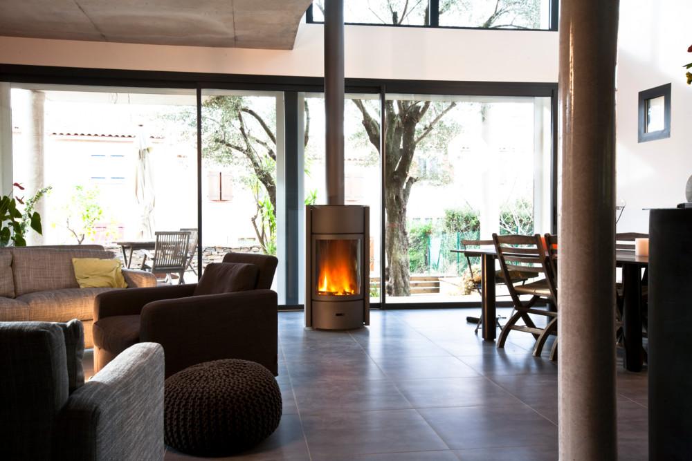 chemin es barthelemy diaz expert chauffage au bois lattes. Black Bedroom Furniture Sets. Home Design Ideas