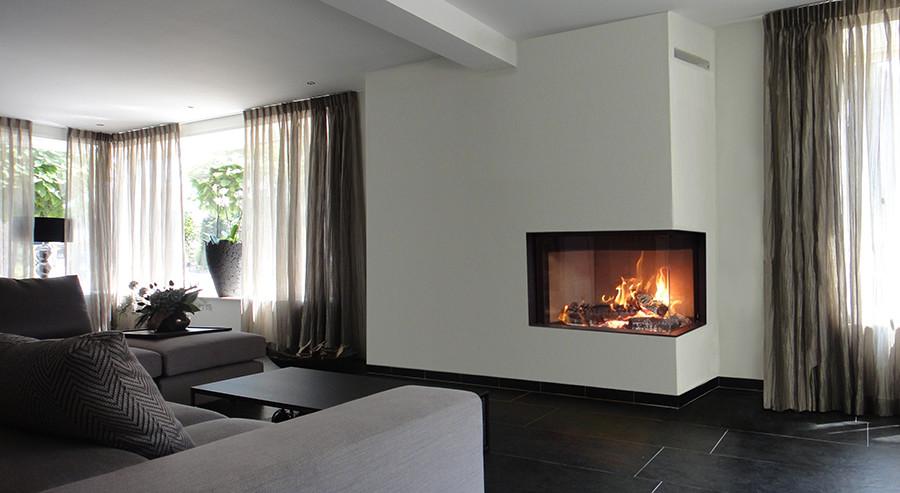 Foyer M Design Luna : Hexa installateur pôele et cheminée à rezÉ