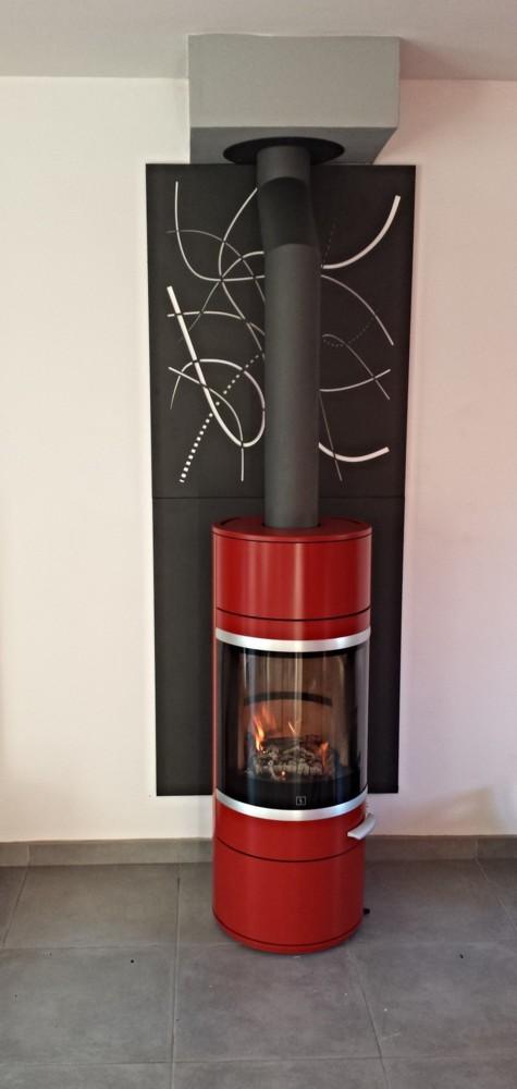 chemin es serrano installateur p ele et chemin e b thune. Black Bedroom Furniture Sets. Home Design Ideas