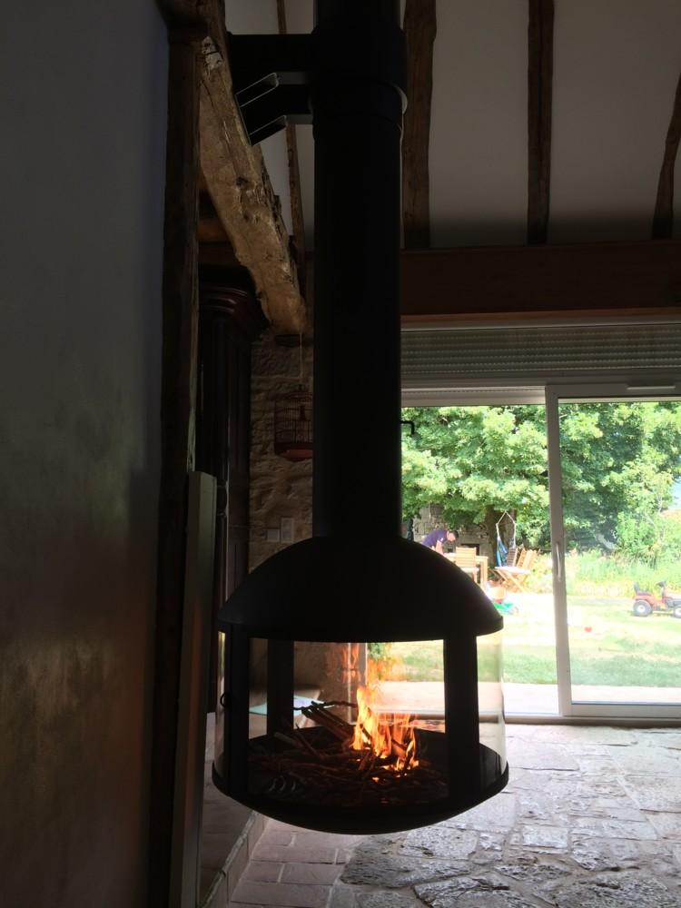 univers du feu installateur p ele et chemin e villefranche de rouergue. Black Bedroom Furniture Sets. Home Design Ideas