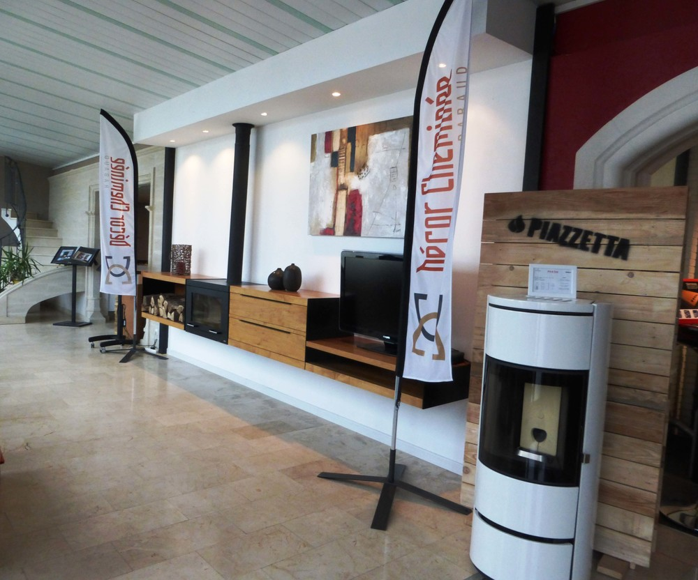 DÉCOR CHEMINÉE RABAUD - Installateur pôele et cheminée à LA ...