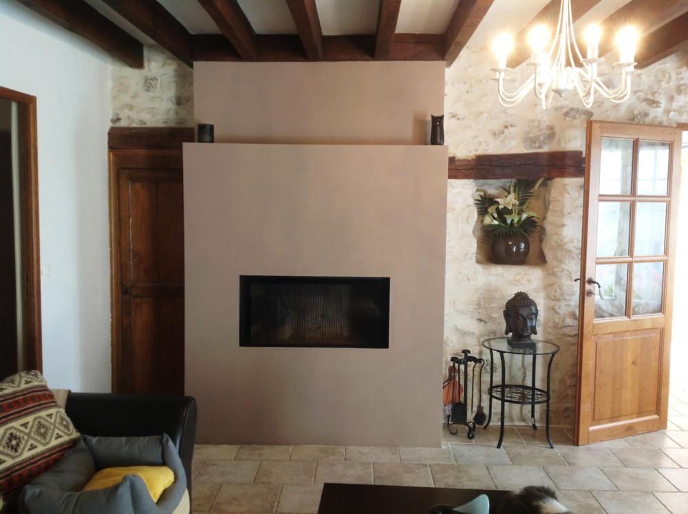 Foyer M Design Luna : Le feu À l atre sarl installateur pôele et cheminée à