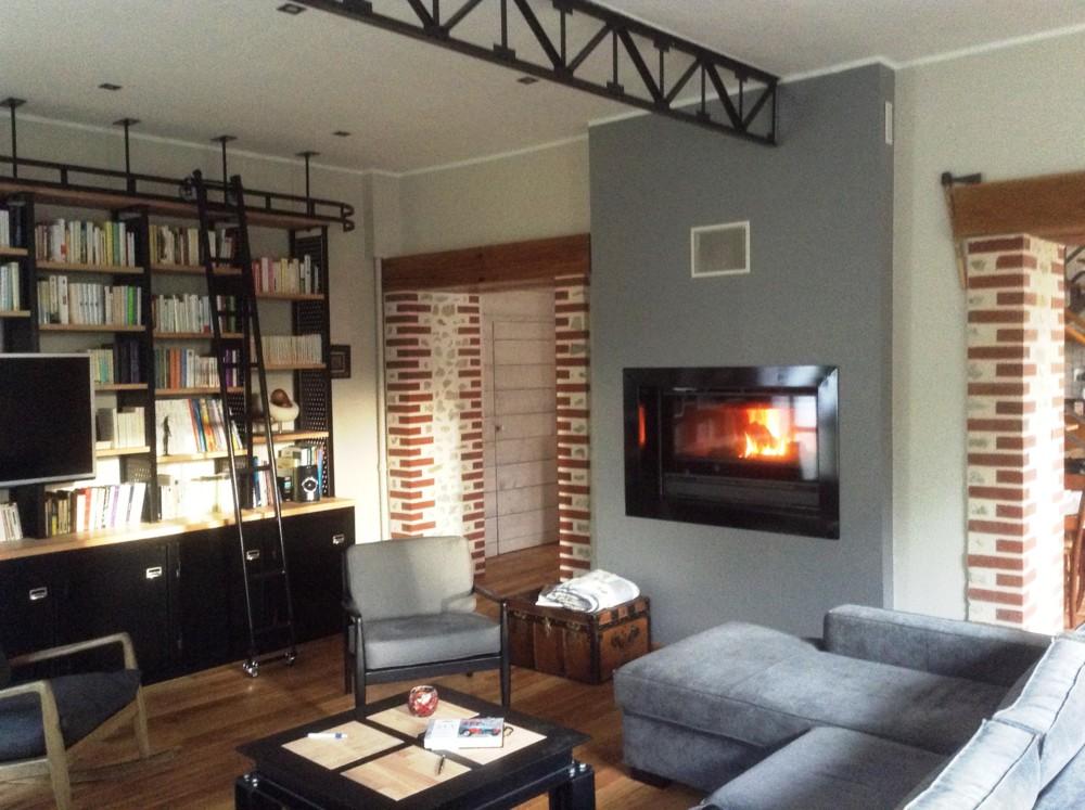 chemin es du maine installateur p ele et chemin e. Black Bedroom Furniture Sets. Home Design Ideas