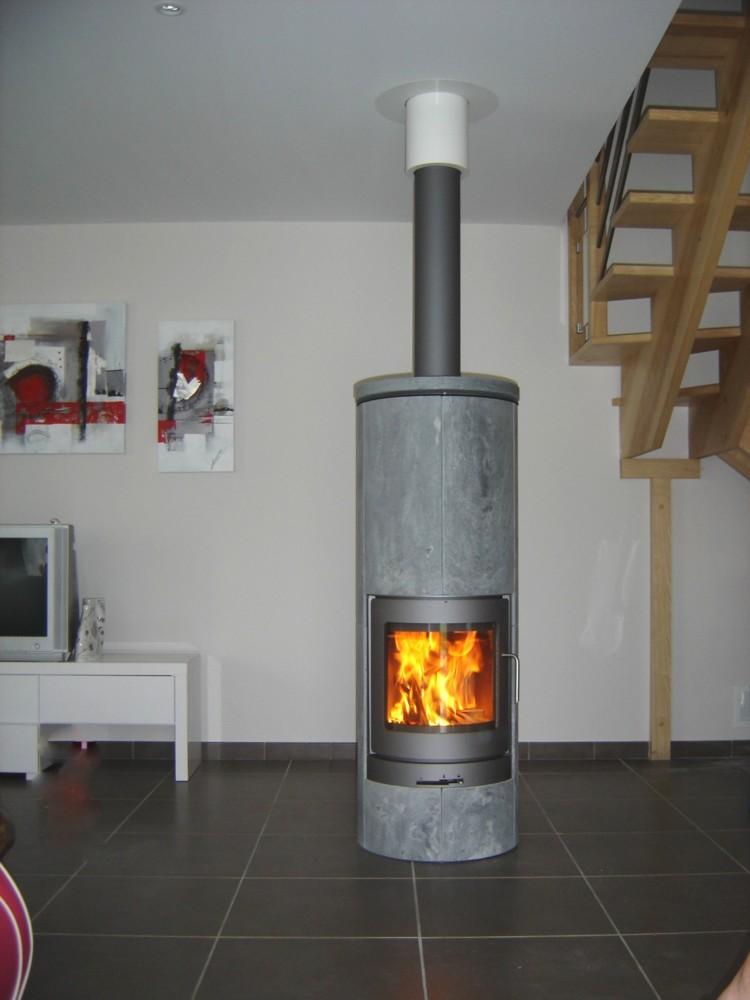 cheminÉes pupier - installateur pôele et cheminée à andrÉzieux