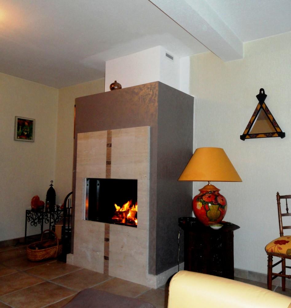 Foyer Design Bois : CheminÉe concept manuel pio installateur pôele et
