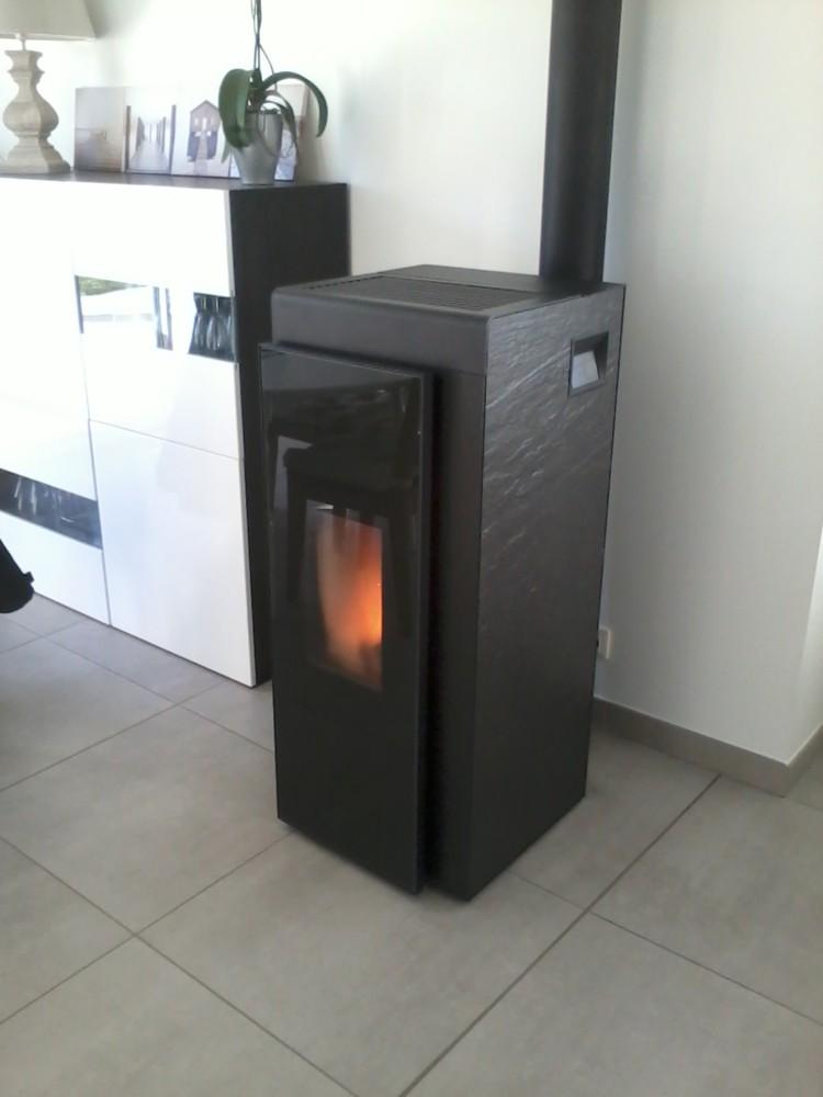 SARL ART2FLAM - Installateur pôele et cheminée à COUTANCES