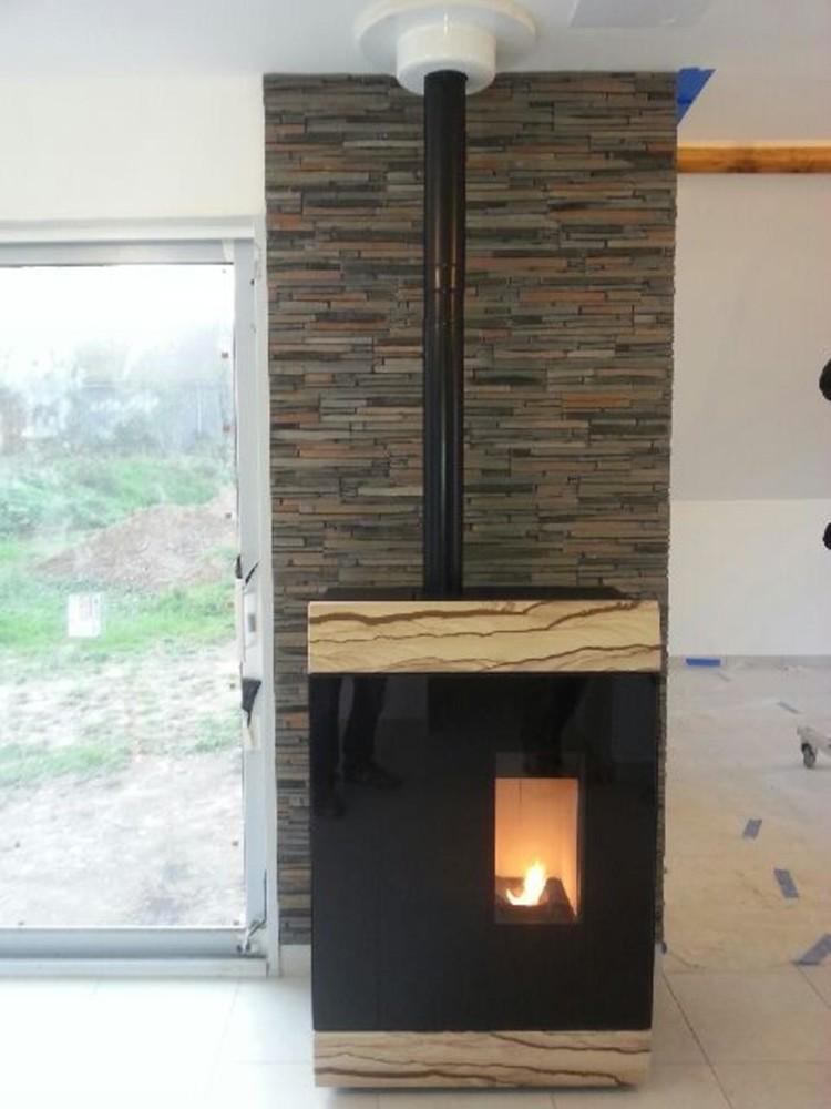 rga cheminees design installateur poele  cheminee