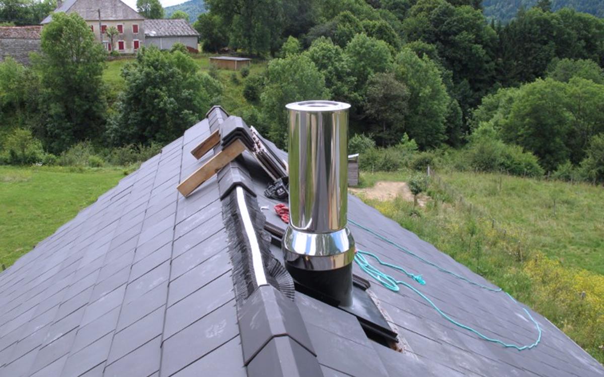 Construire Un Foyer Extérieur poêle ou cheminée sans conduit : possible ?