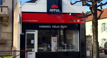 Agence CHEMINEES PAYOT - VESOUL