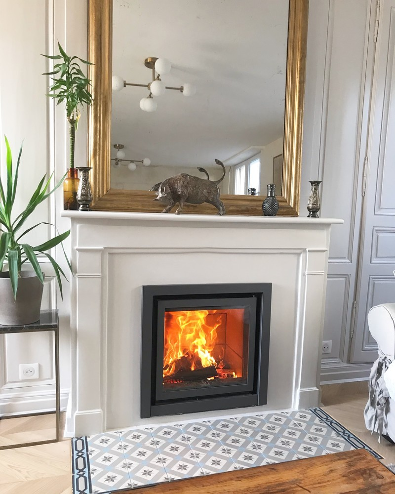 Changer Sa Cheminée Pour Poele Bois installer un insert de cheminée