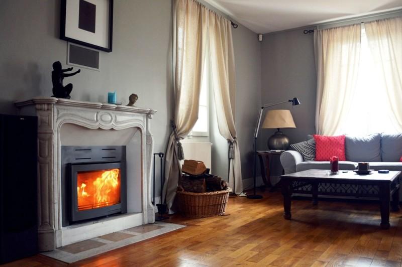 comment r nover une chemin e. Black Bedroom Furniture Sets. Home Design Ideas